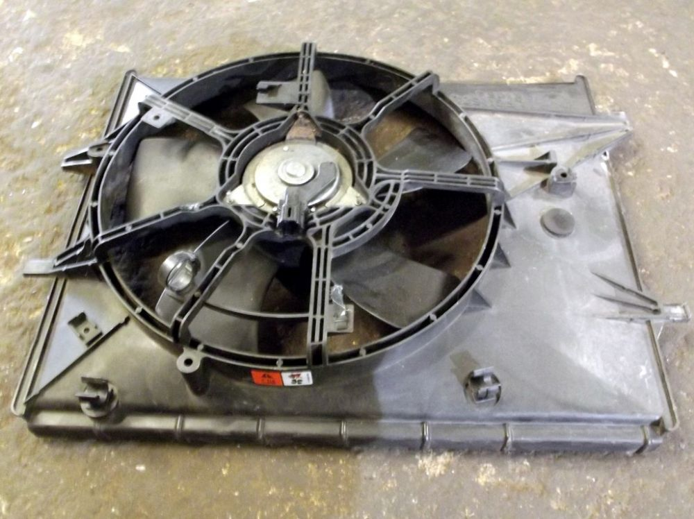 Fan, main cooling radiator fan, Mazda MX-5 mk3, 2005 on, USED